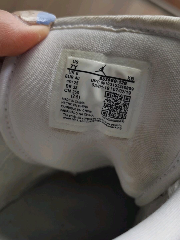 Damen sneakers - AIR JORDAN photo 4