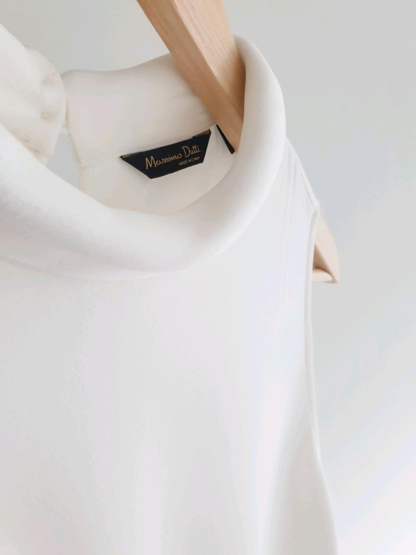 Women's tops & t-shirts - MASSIMO DUTTI photo 3