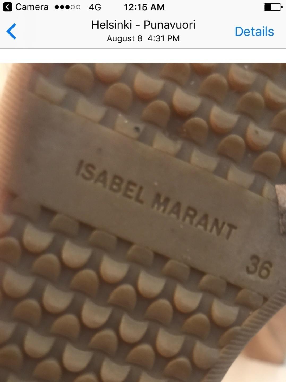 Damen sneakers - ISABEL MARANT photo 4