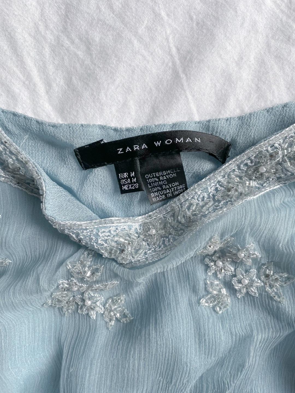Damers toppe og t-shirts - ZARA photo 4
