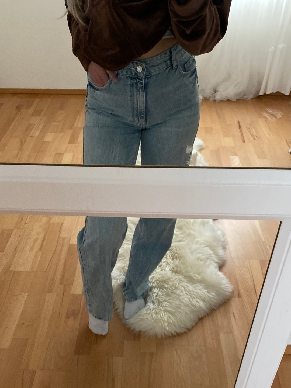 Women's trousers & jeans - BERSHKA photo 3