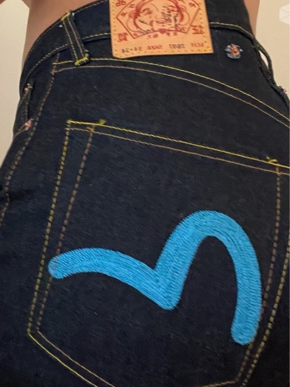 Women's trousers & jeans - EVISU photo 1