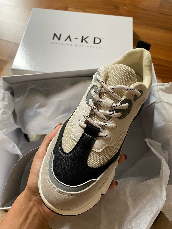 Women's sneakers - NA-KD photo 2