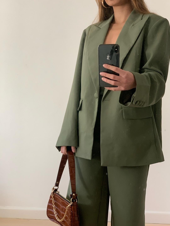 Damen blazer & anzüge - NA-KD photo 2