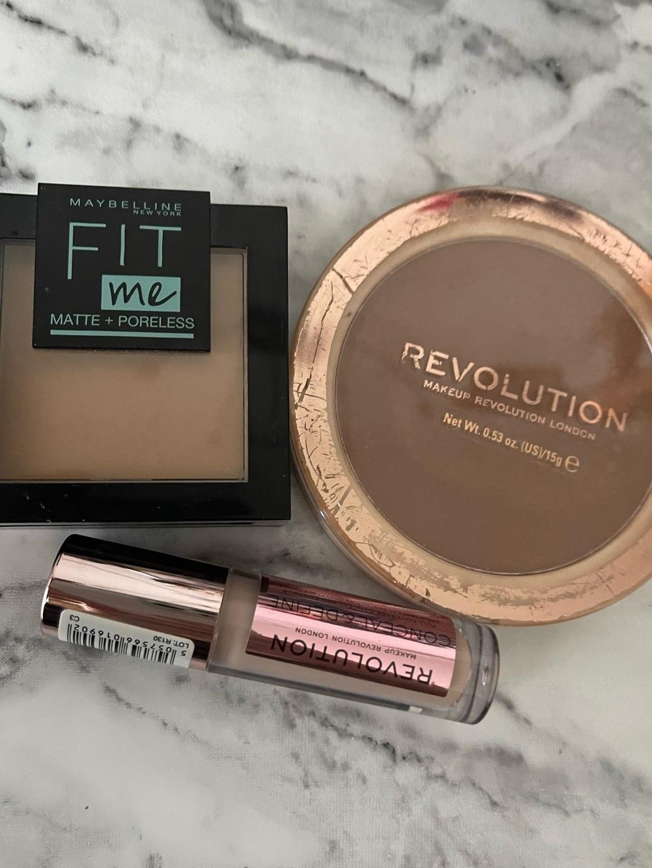 Women's cosmetics & beauty - MAKEUP REVOLUTION photo 2