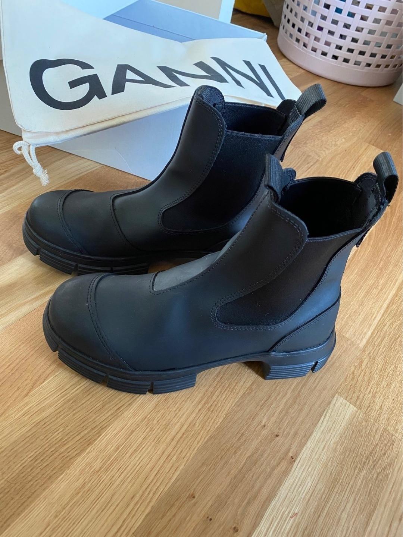 Women's boots - GANNI photo 2