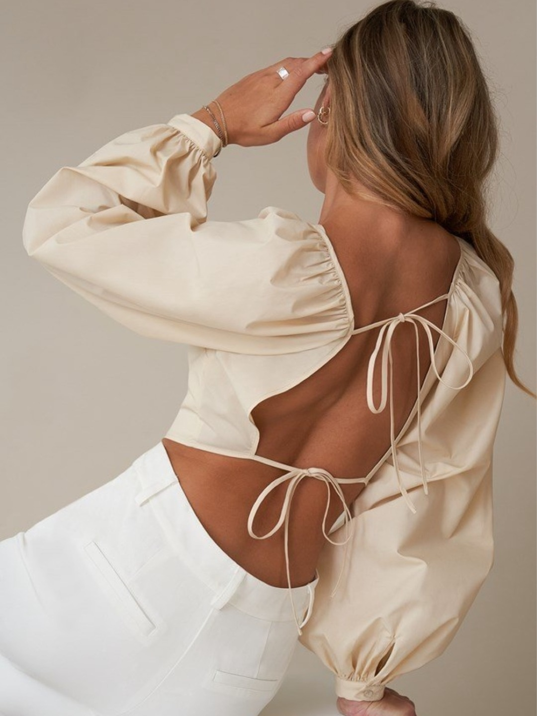 Women's blouses & shirts - NA-KD/HANNA SCHÖNBERG photo 2