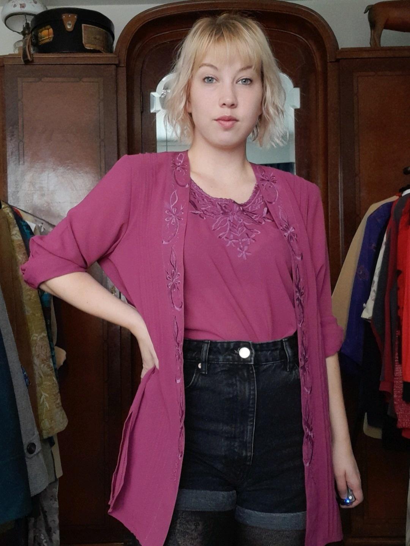 Naiset puserot & paidat - VINTAGE photo 1