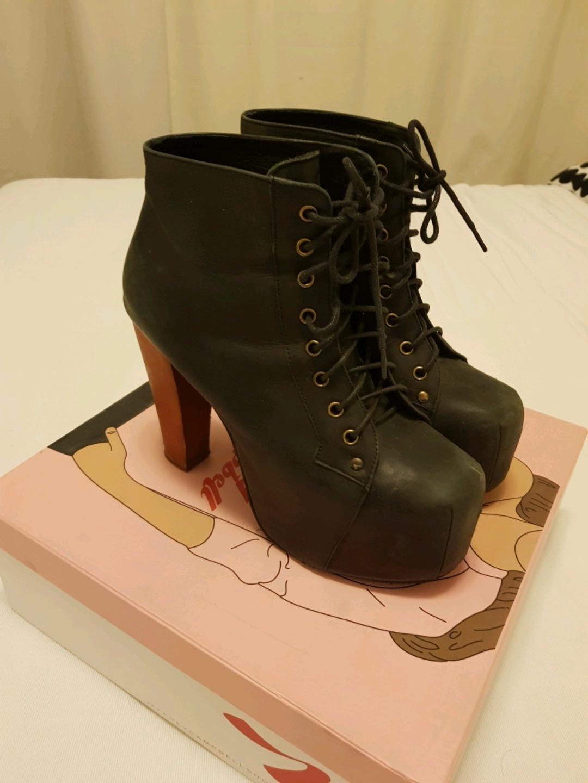 Damers støvler - JEFFREY CAMPBELL photo 1