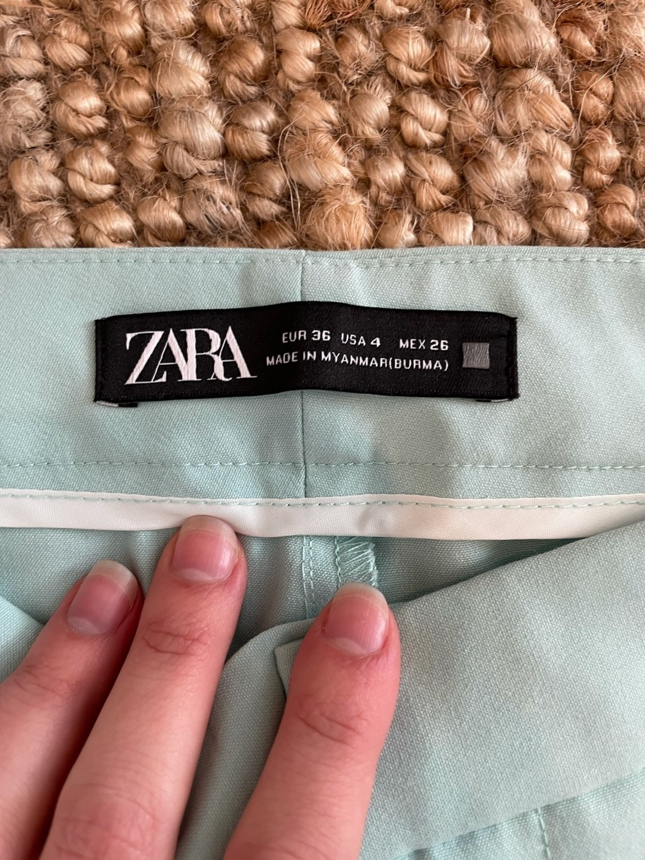 Women's trousers & jeans - ZARA photo 3