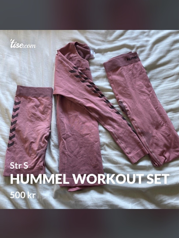 Women's sportswear - HUMMEL photo 1