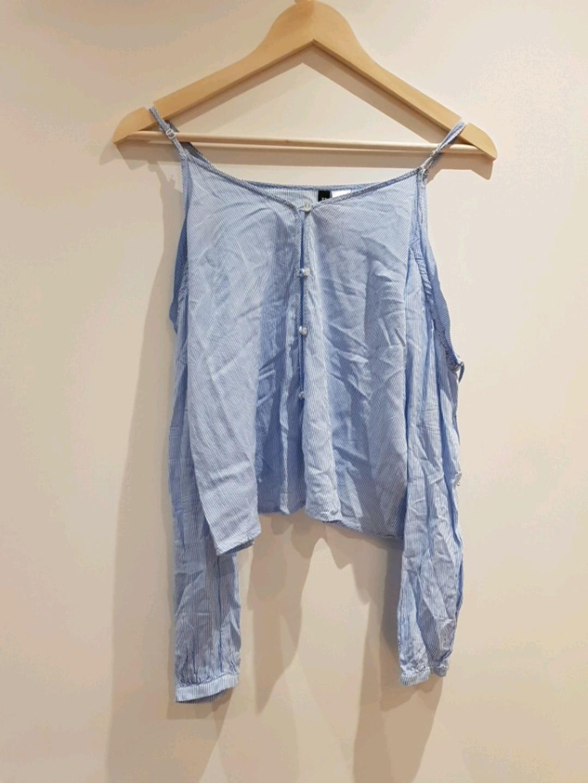 Damen blusen & t-shirts - HENNES DEVIDED photo 1