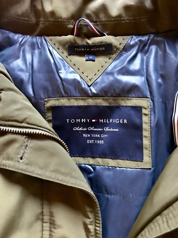 Damers frakker og jakker - TOMMY HILFIGER photo 1