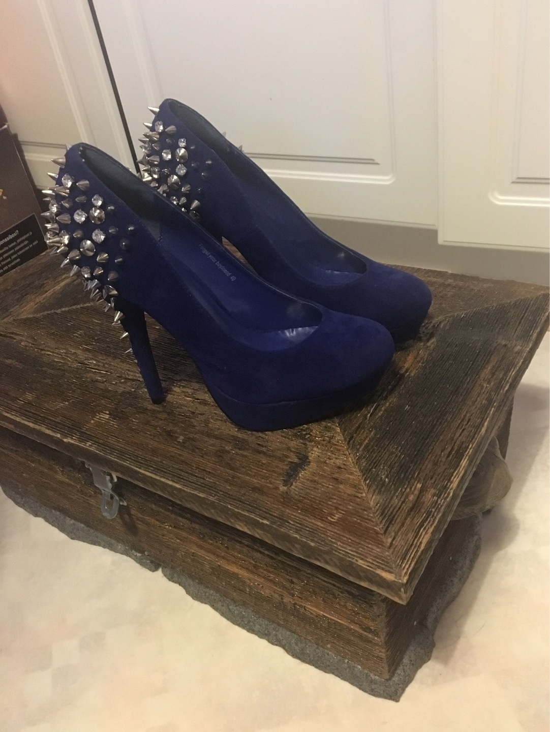 Women's heels & dress shoes - NLY photo 1