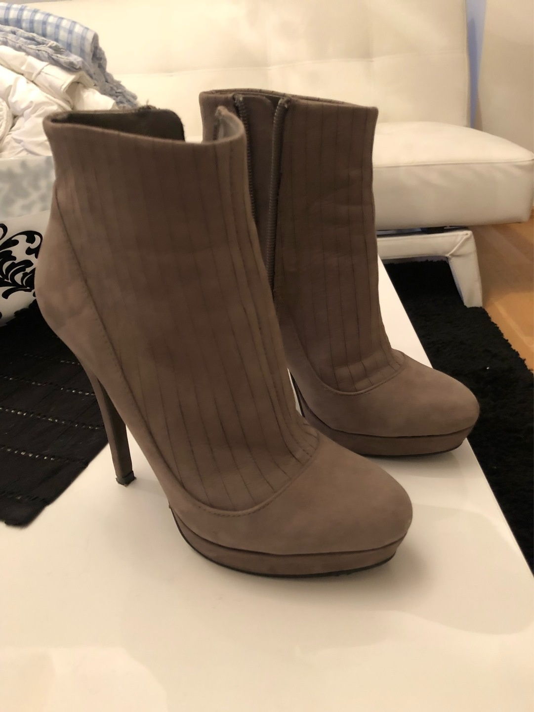 Women's boots - ZARA photo 2