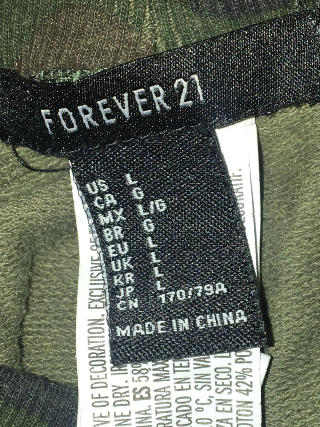Women's other - FOREVER 21 photo 2