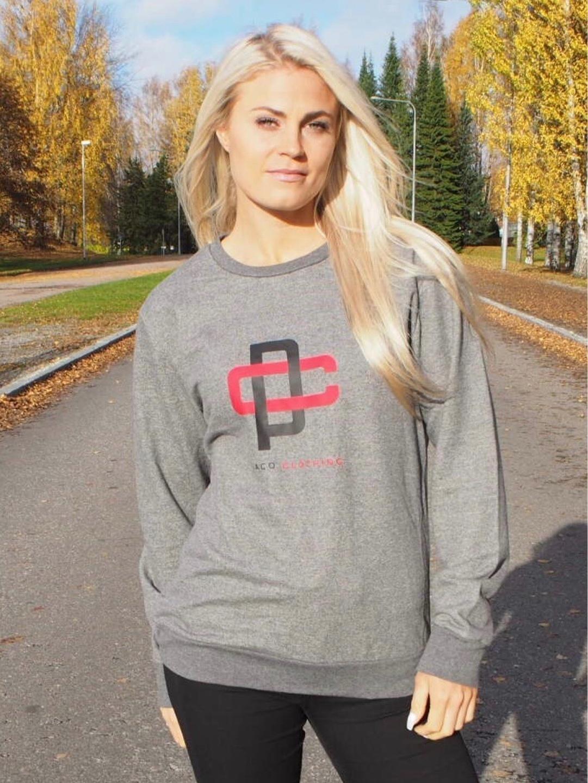Damers hættetrøjer og sweatshirts - PLACO CLOTHING photo 1