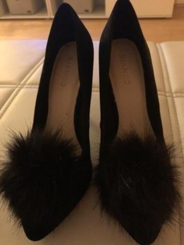 Damen high heels - BIANCO. photo 1