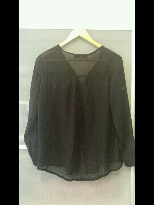 Damers bluser og skjorter - ZANZEA photo 2