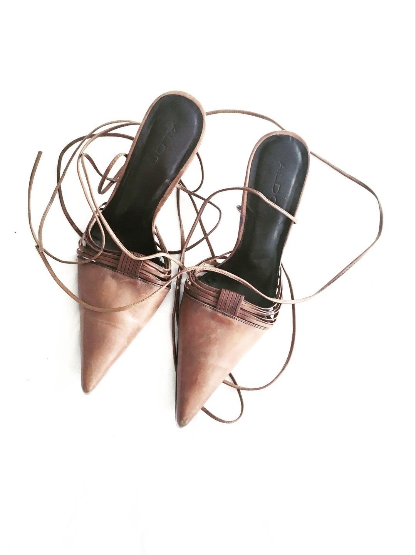 Women's heels & dress shoes - VINTAGE photo 3
