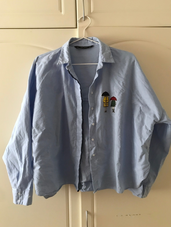 Women's blouses & shirts - ZARA photo 2