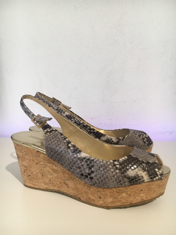 Damen sandalen & slipper - JIMMY CHOO photo 1