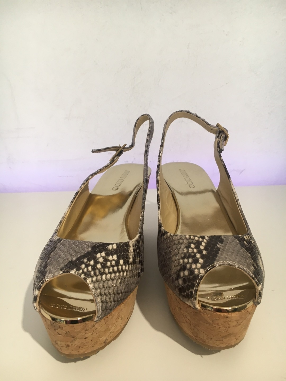 Damen sandalen & slipper - JIMMY CHOO photo 2