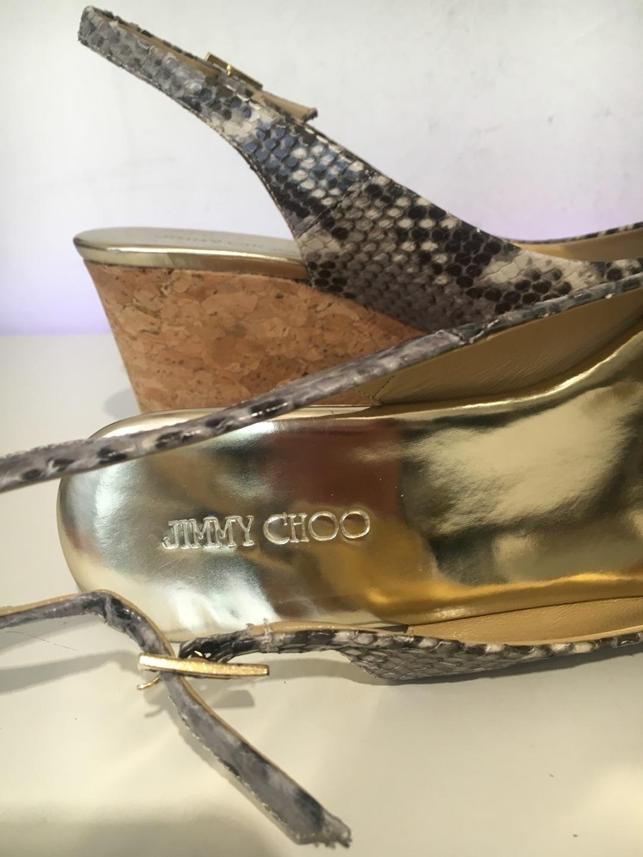 Damen sandalen & slipper - JIMMY CHOO photo 3
