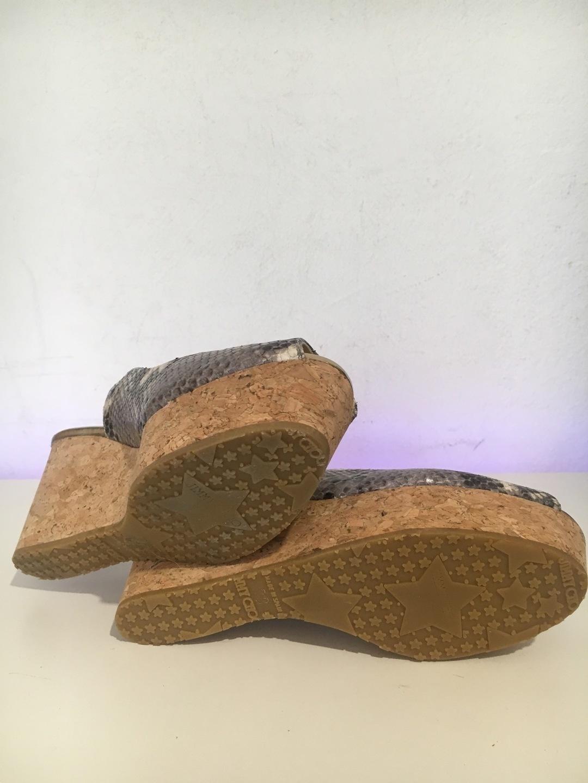 Damen sandalen & slipper - JIMMY CHOO photo 4