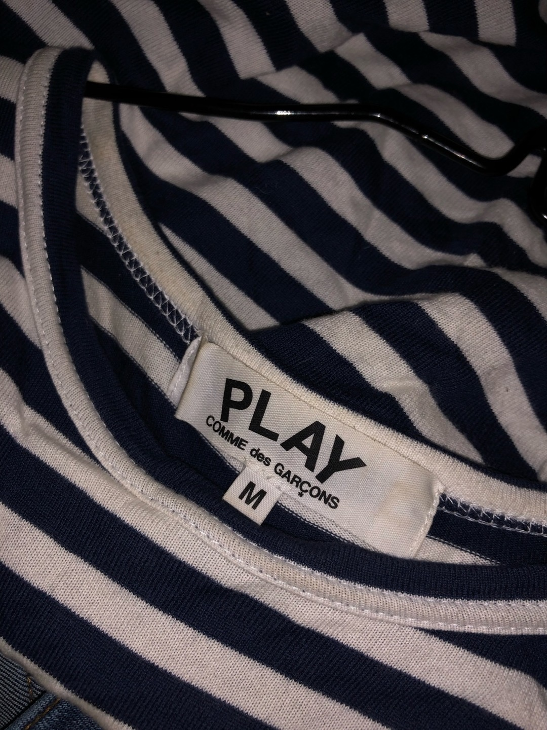 Damers toppe og t-shirts - COMME DES GARCONS PLAY photo 2