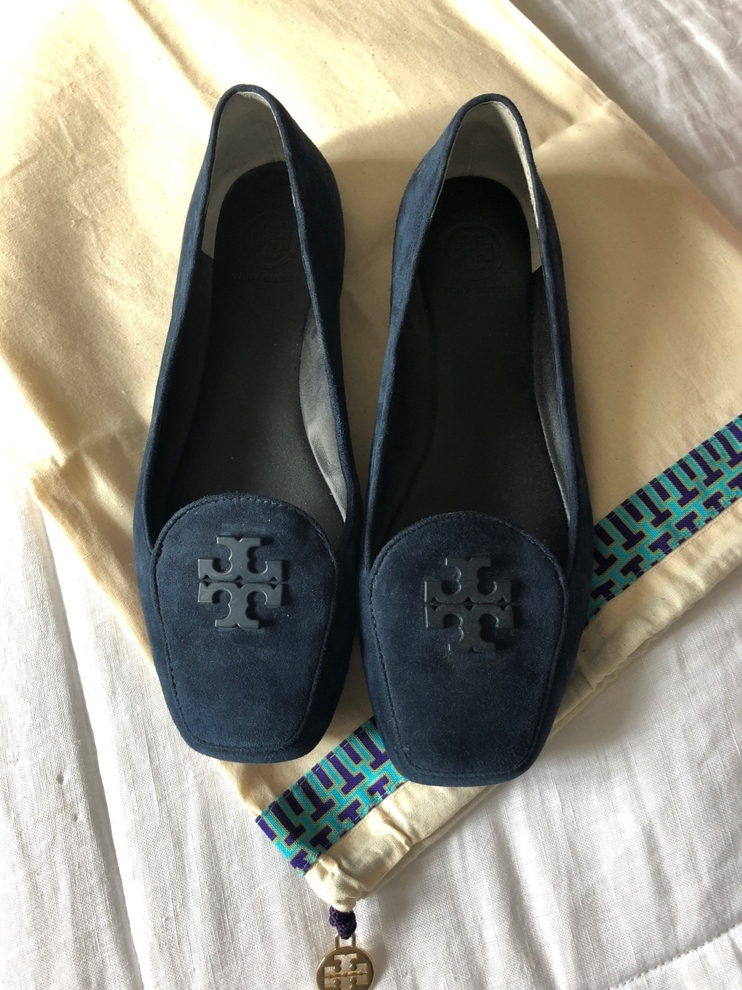 Damers flade sko & loafers - TORY BURCH photo 1