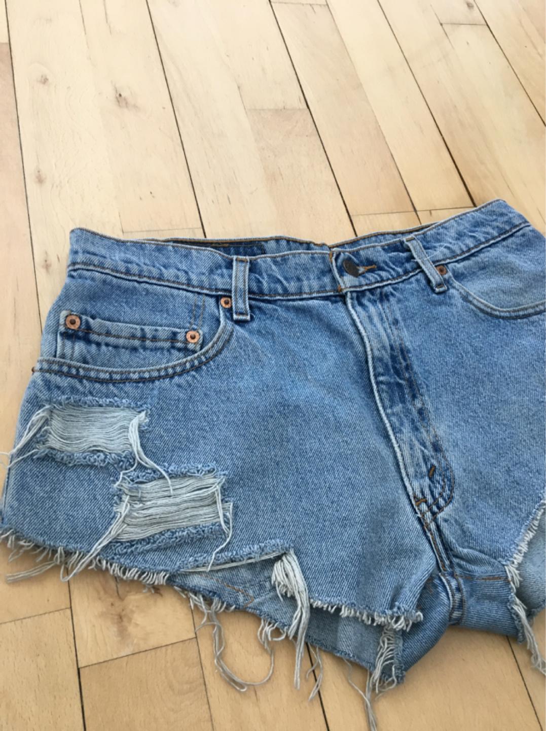 Women's shorts - LEVI'S photo 3