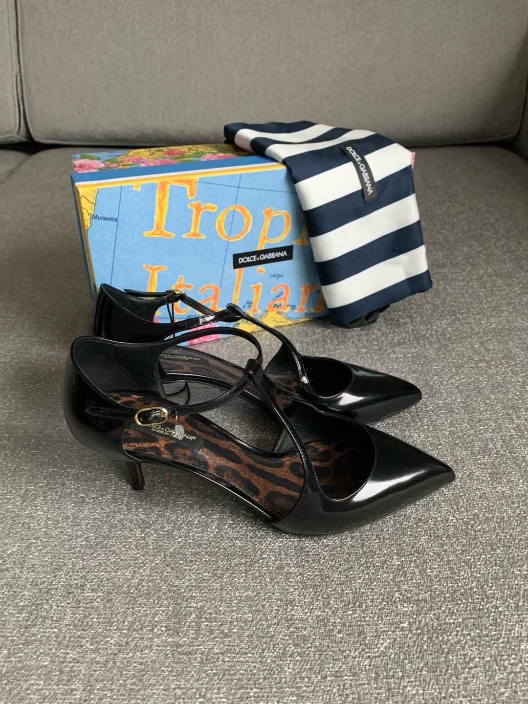 Women's heels & dress shoes - DOLCE & GABBANA photo 1