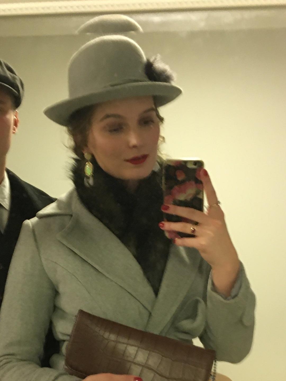 Women's hats & caps - VINTAGE photo 3