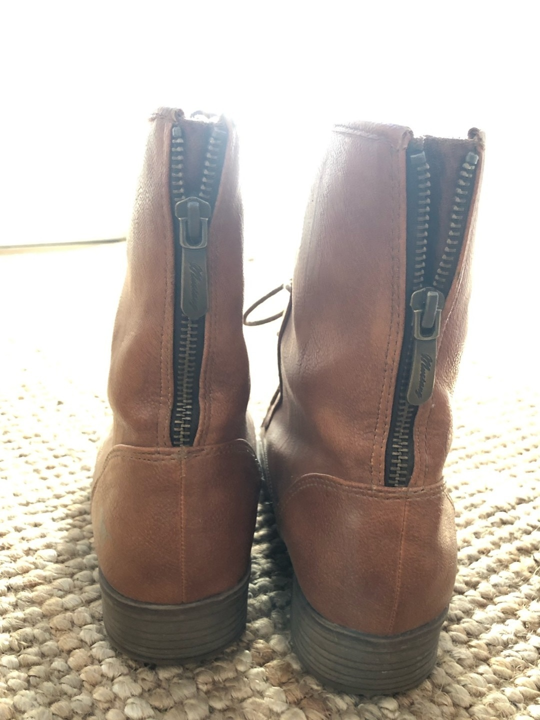 Women's boots - MUSTANG SHOES photo 4