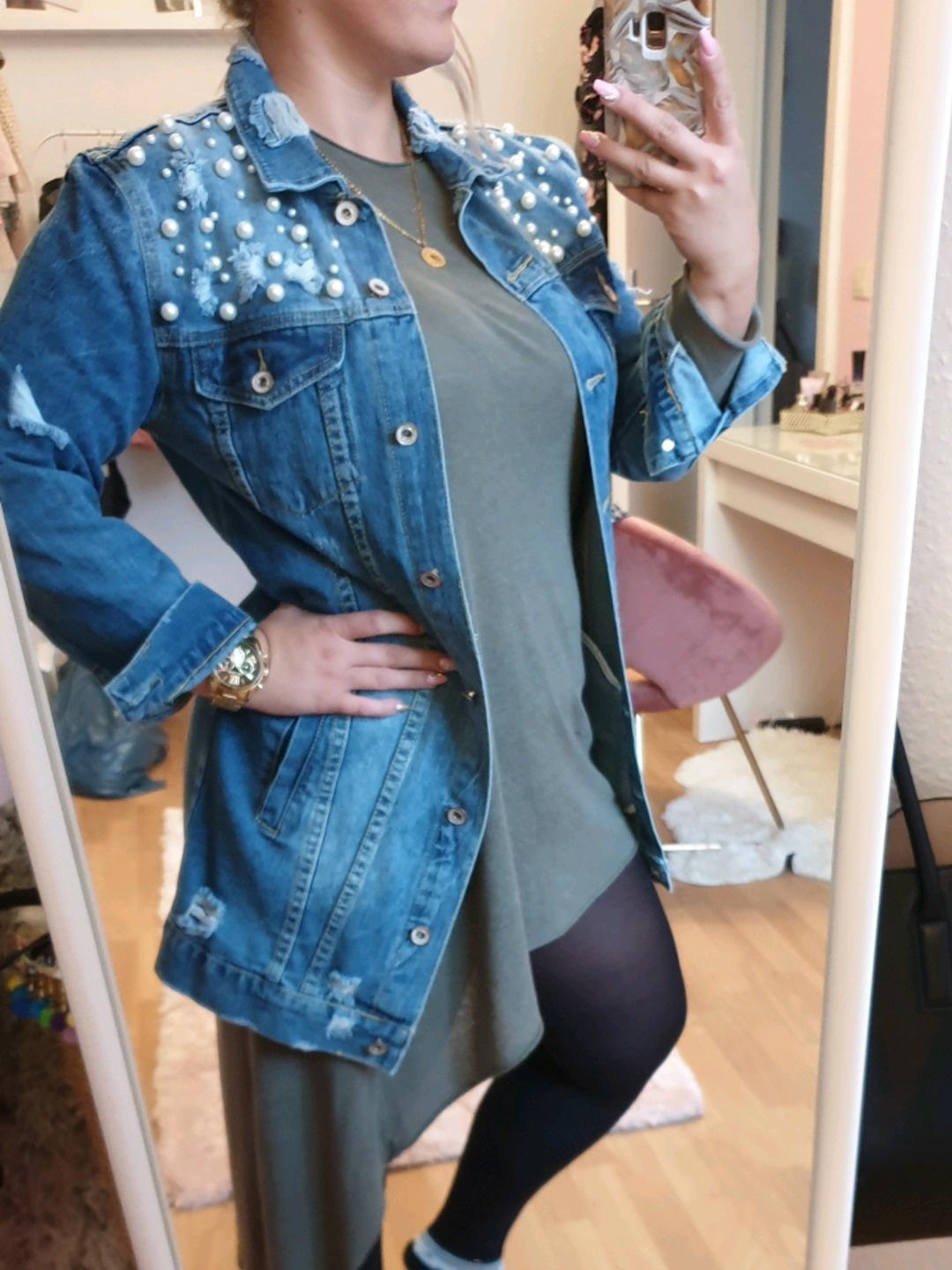 Women's coats & jackets - JEANSJACKE photo 4