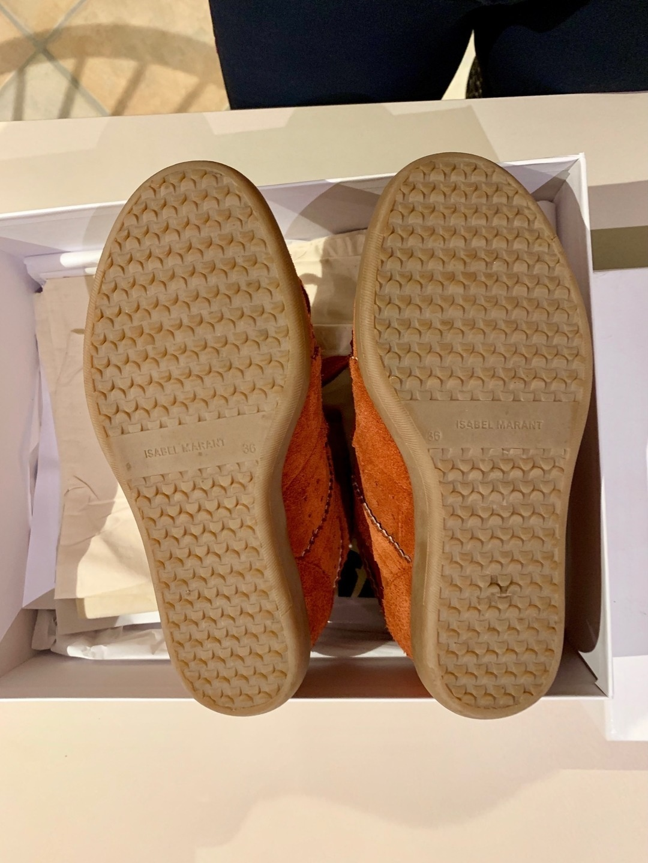 Damen sneakers - ISABEL MARANT photo 2