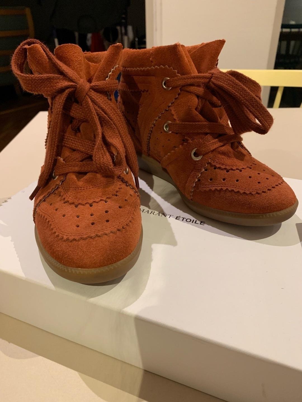 Damen sneakers - ISABEL MARANT photo 3