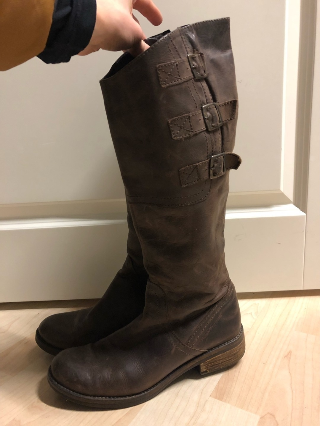 Women's boots - HUSH PUPPIES photo 1