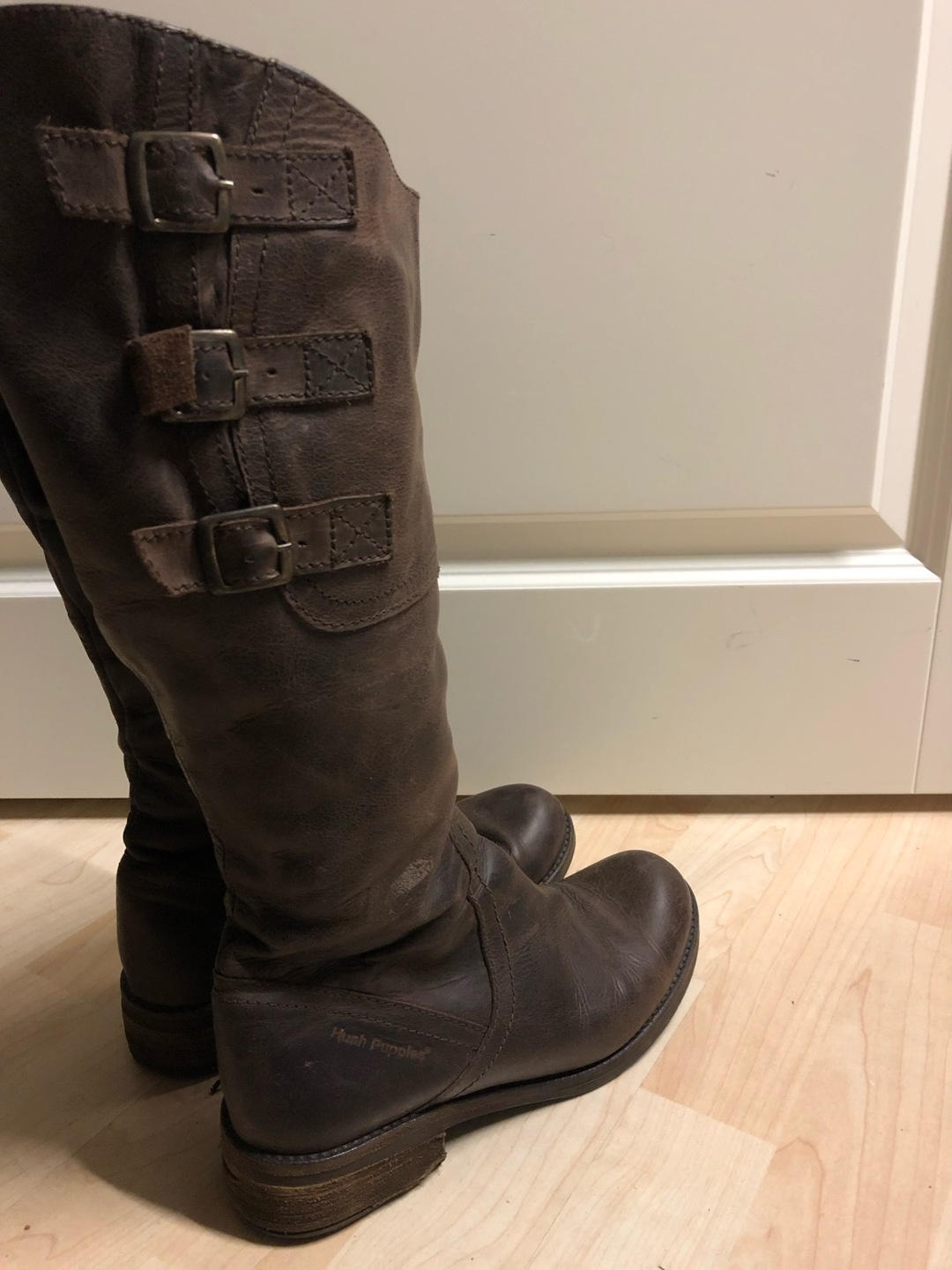 Women's boots - HUSH PUPPIES photo 2