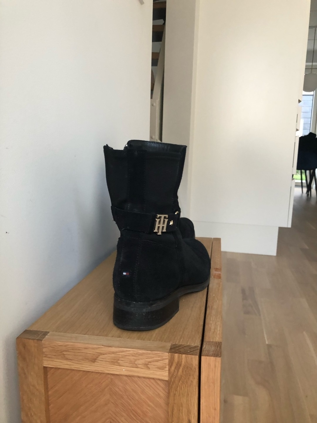 Women's boots - TOMMY HILFIGER photo 2