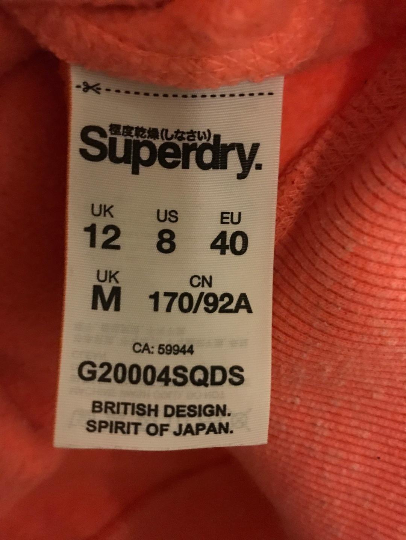 Damen kapuzenpullover & sweatshirts - SUPERDRY photo 3