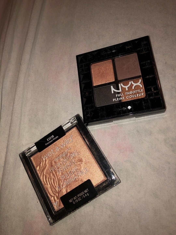Damers makeup og skønhed - NYX photo 1