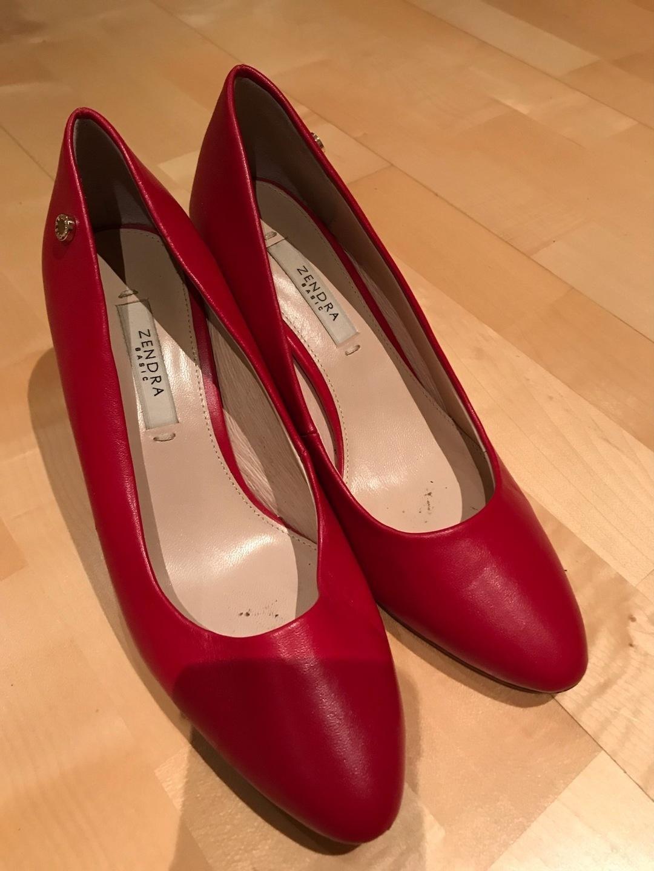 Damers stiletter & høje hæle - ZENDRA PETITE photo 2