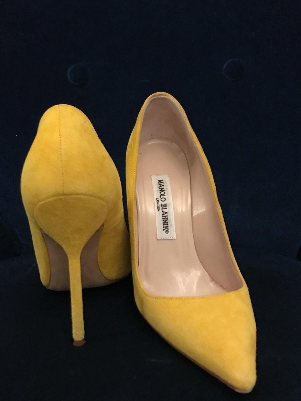Women's heels & dress shoes - MANOLO BLAHNIK photo 2
