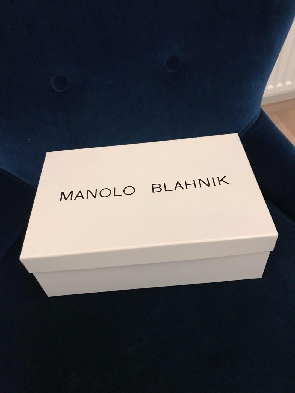 Damers stiletter & høje hæle - MANOLO BLAHNIK photo 3