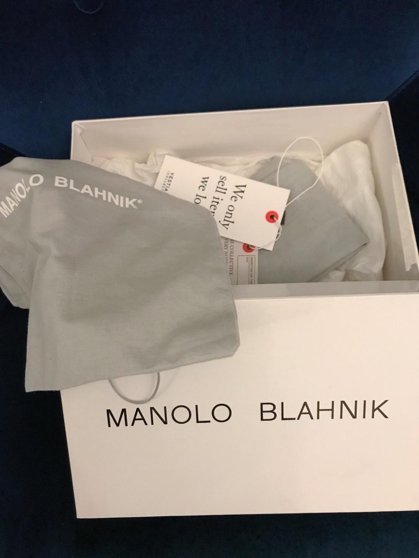 Damers stiletter & høje hæle - MANOLO BLAHNIK photo 4
