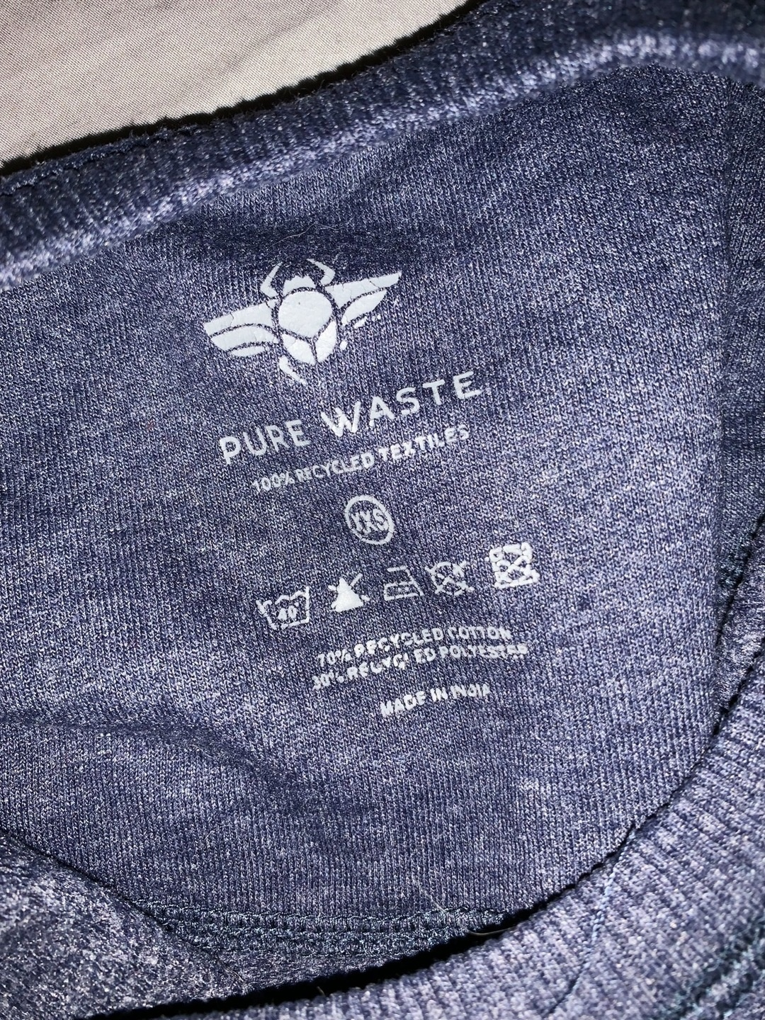 Damen kapuzenpullover & sweatshirts - PURE WASTE photo 3