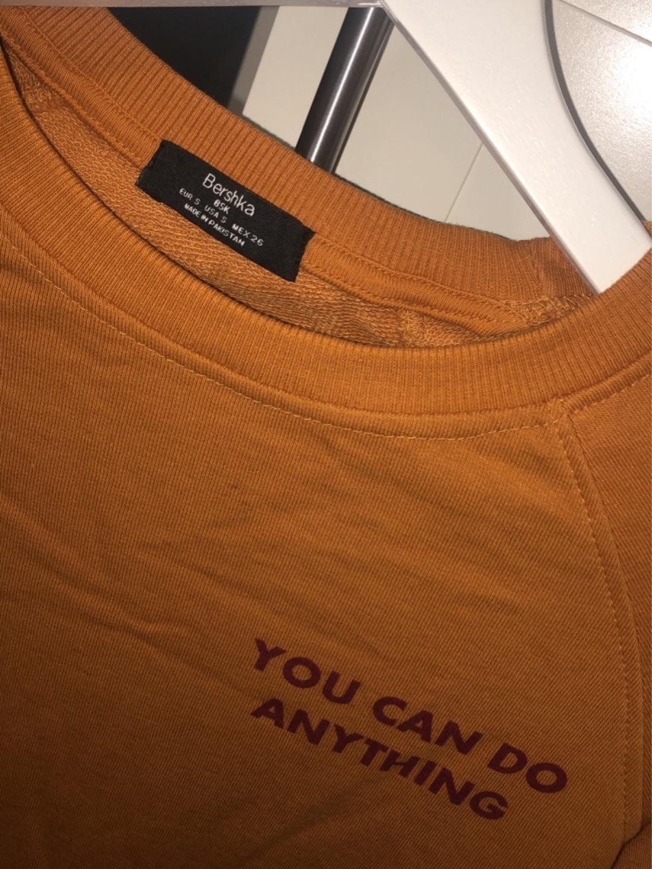 Damers hættetrøjer og sweatshirts - BERSHKA photo 2