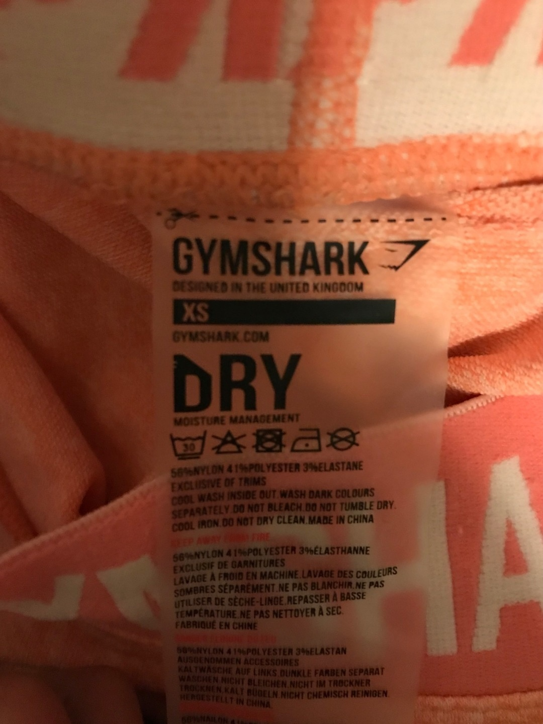 Women's sportswear - GYMSHARK photo 2